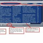 Die Shoutcast-Radiosender können mit Winamp abgerufen werden