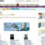 Startseite Amazon
