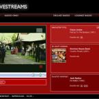 Deluxe Music sendet nicht nur über das Web, sondern auch per Satellit, Kabel und Radio.