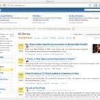 Das Vorbild: Digg.com ist der Pionier in Sachen Social News