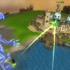 Der Spieler entscheidet nicht nur, wie die Kreaturen aussehen. Er wählt auch das Aussehen der Gebäude.