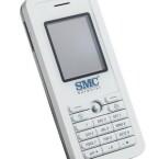 Auch das SMC-Handy ist aus dem gleichen Wurf.