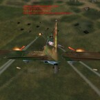 Screenshot: IL 2 Sturmovic