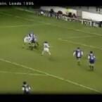 In diesem Video fallen einige Tore: Ob die Angreifer großes Glück oder die Abwehrspieler eine Pechsträhne haben, lässt sich allerdings schwer entscheiden (<a href=http://www.boreme.com/boreme/funny-2005/fluke-goals-p1.php target=_blank>Clip ansehen: WMV</a>).