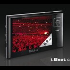 Sogar noch etwas kostspieliger als der blaxx kommt der i.Beat cody daher. Bei gleichen Kapazitäten kostet er 20 beziehungsweise 10 Euro mehr, besitzt dafür aber das größte Display.