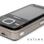 140 Gramm bringt das N81 8GB auf die Waage.