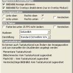Über die Bild-in-Bild-Funktion erscheinen zusätzliche Informationen auf dem Schirm.