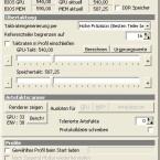 Overclocker können entweder selber takten oder auf eine praktische Automatik mit Artefakt-Scanner zurückgreifen.