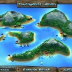 Im Abenteuermodus werden nacheinander acht verschiedene Inseln bereist