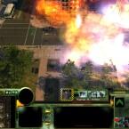 In vielen Situationen erinnert das Strategiespiel an eine Feuerwehrsimulation