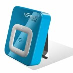 Beim Grundig MPaxx 900 muss man unweigerlich an den iPod Nano von Apple denken. Nicht nur wegen der geringen Größe, sondern auch wegen der bunten Farben. Auf dem Gerät, das bereits für 19,99 Euro zu haben ist, finden bis zu 1000 Songs Platz. Der Akku hält laut Hersteller bis zu zwölf Stunden.