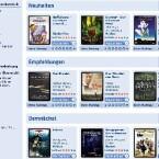 Die Film-Kategorien