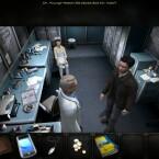 David und der Arzt der Psychatrie verstehen sich nicht besonders gut. Es scheint fast so als hätte der Doktor etwas zu verbergen.