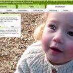 Bei der Rote-Augen-Korrektur unterscheidet das Programm zwischen Mensch und Tier.