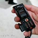 Neues Walkman-Handy mit einem GB Speicher