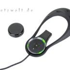 Wie die meisten MP3-Player bezieht die Obsidian ihren Strom per USB.