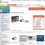 Nischenprodukt: Externe Set-Top-Boxen wie die Pinnacle PCTV SatHDTV Pro USB erfordern einen leistungsstarken Rechner, können aber keine Pay-TV-Sendungen empfangen.