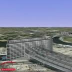 Der neue Bahnhof in Berlin ist auch begehbar
