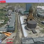 3D-Modelle im Zentrum von Berlin