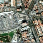 Barcelona hat ein Update mit Luftbildern erhalten