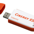 Mit einem solchen kleinen USB-Stick verwandelt sich jeder Rechner oder Laptop in einen Videorekorder. Mit einem entsprechenden Brenner können die Filme auch auf DVD gebannt werden. Die Preise für solche Geräte beginnen schon bei 30 Euro.