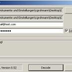 Heruntergeladene Dateien müssen zuerst entschlüsselt werden