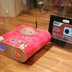 Hello Kitty-Rechner für Girlies
