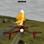 Screenshot: Crimson Skies