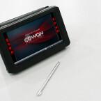Bedient wird die digitale Allzweckwaffe mit dem Finger oder einem Stift