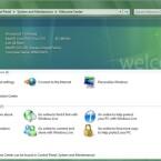 Der Willkommen-Bildschirm nennt Windows 7 als Betriebssystem.