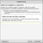 Für die Entscheidung, ob Daten gesammelt werden sollen, spendiert Songbird nun ein eigenes Fenster im Setup.