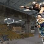 Die Skater sehen sehr detailliert aus. Man erkennt sofort wen man beim 180° zuschaut.