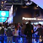 Vor dem Panasonic-Kino bildete sich die längste Schlange der IFA.