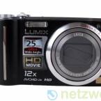 Kompaktkamera mit Ausstattungsmerkmale wie eine Bridgekamera.