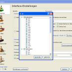 """Im Video- und Audioplayer VLC können die Einstellungen unter """"Extras - Einstellungen - Zuordnungseinstellungen"""" vorgenommen werden."""