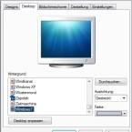 In der Systemsteuerung von XP ist es jederzeit möglich, Stil, Hintergrundbild oder Schriftart wieder zu ändern.