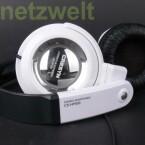 Eine Besonderheit am CS-HP500 sind die verspiegelten Ohrmuscheln die für einen besonderen Effekt sorgen.