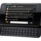 Das Nokia N900 ist das erste Nokia-Handy, das auf das freie Betriebssystem Maemo setzt. (Bild: Nokia)