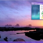 Strand im Abendlicht in Washington, USA. Quelle: Lifehacker