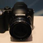 Auf der IFA hat Samsung seine erste Bridge-Kamera vorgestellt.