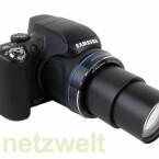 Das Objektiv mit 24-fachem Zoom verfügt über eine maximale Brennweite von 624 Millimetern.