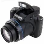 Die erste Bridgekamera von Samsung.