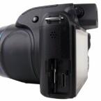 Die Kamera verfügt nur über einen nicht standardisierten Anschluss.