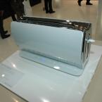 Der britische Küchengeräte-Hersteller Russell Hobbs hat auf der IFA seine neue Design-Reihe vorgestellt.