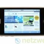 Das iPhone 3G S surft mit HSDPA-Geschwindigkeit fast doppelt so schnell im Netz wie der Vorgänger. Vorausgesetzt das Netz ist in Ihrer Stadt entsprechend ausgebaut.