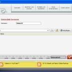 Das Brennen von Daten- oder Audio-CDs erfolgt direkt aus dem Startprogramm von Nero.