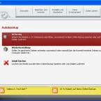 Mit Autobackup können eigene Dateien und vordefinierte Ordner auf einer externen Festplatte oder Online-Datenspeicher von Nero gesichtert werden.