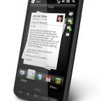 Der kapazitive Touchscreen misst in der Diagonalen 4,3 Zoll und löst mit 800 x 480 Bildpunkten auf.