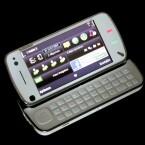 Das Nokia N97 ist soetwas wie der Technologieträger des finnischen Mobiltelefon-Herstellers.