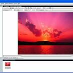 Mit der Roxio PhotoSuite können Fotos und Grafiken nachbearbeitet werden.